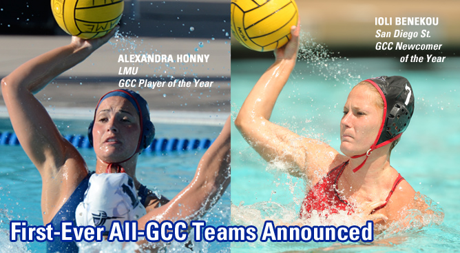 LMU's Honny, Aztecs' Benekou take home individual honors as GCC announced 2014 All-Conference honors.